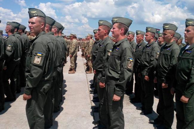 Ряды ВВС Украины пополнили 80 харьковских лётчиков