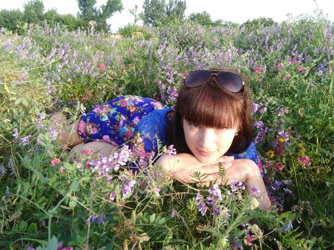 Популярная тусовщица порадовала поклонников летним фото