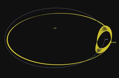 Астрономы открыли новый квазиспутник Земли (видео)