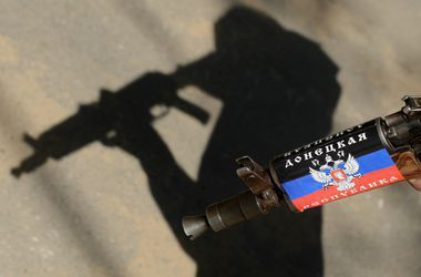 Боевики расстреляли своего бойца из пулемета