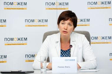 Боевые действия на Донбассе не помешали Штабу Рината Ахметова доставить помощь в срок
