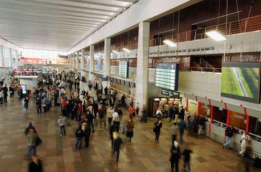 C пяти московских вокзалов эвакуировали более тысячи человек