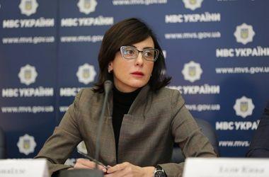 Деканоидзе уволила главу полиции в Николаевской области