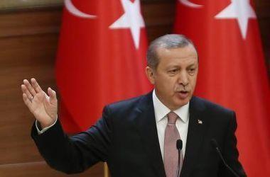 Эрдоган предложил убрать имя Трампа с небоскребов Стамбула