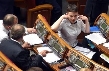 Эта власть не достойна своего народа – Савченко