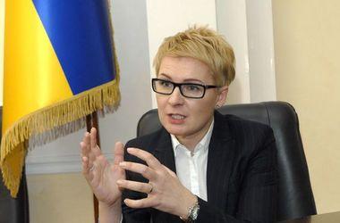 Главный люстратор Минюста показала декларацию о доходах