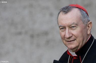 Госсекретарь Ватикана Паролин назвал украинцев народом-мучеником