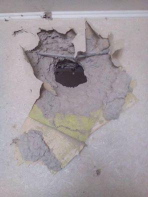 Красногоровка в огне: руины и жертвы (фото)