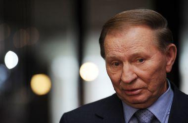Кучма говорит, что у процесса обмена пленными не видно конца