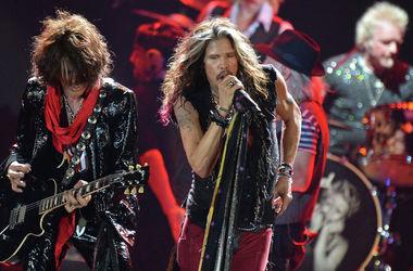 Легендарная рок-группа Aerosmith заявила о распаде