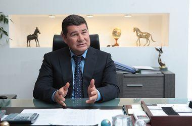 Луценко предложил Раде арестовать нардепа Онищенко