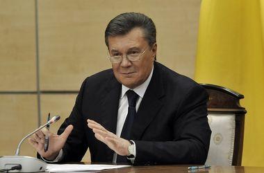 Минюст направил в РФ документы на проведение допроса Януковича