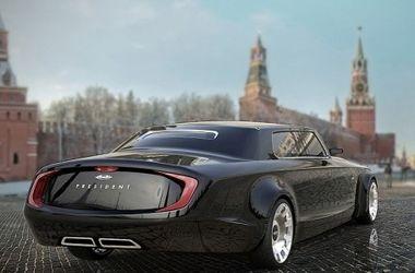 Новый лимузин Путина прошел краш-тест