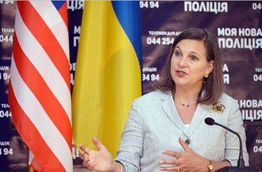 Нуланд привезла новый план выборов на Донбассе – эксперт