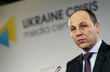 Парубий призывает Францию не смягчать санкции против России в угоду коммерческим интересам