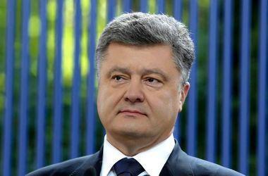 Порошенко об игре украинской сборной: Единственный, кто сегодня выложился на все 100 – это болельщики