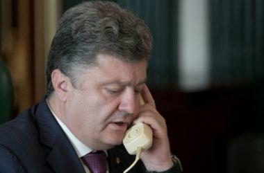 Порошенко обсудил по телефону с Эрдоганом перспективы дальнейшего сотрудничества