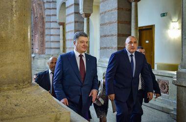 Порошенко в Болгарии осудил