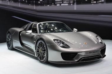 Porsche 918 Spyder, стоимостью 1,7 млн долларов, угнали прямо из салона