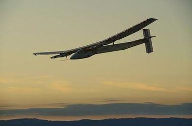 Прорыв в науке: самолет на солнечных батареях впервые пересек Атлантический океан