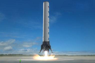 Россия заявила о создании многоразовой ракеты
