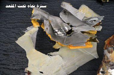 С бортовых самописцев Egypt Air извлекли и просушили карты памяти