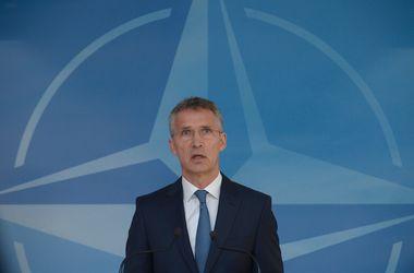 Санкции будут действовать, пока РФ не изменит поведение – Столтенберг