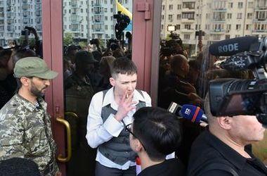 Савченко выступила за амнистию некоторых боевиков