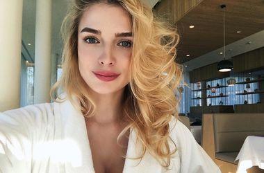 Сексуальная Татьяна Котова похвасталась фигурой в облегающем платье