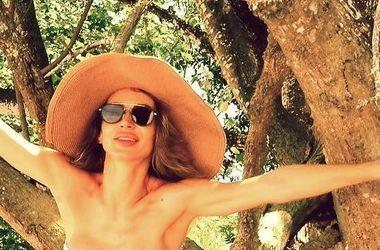 Светлана Лобода изумила подтянутым телом в бикини (фото)