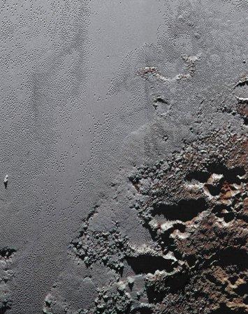 NASA опубликовало новые цветные снимки Плутона (фото)