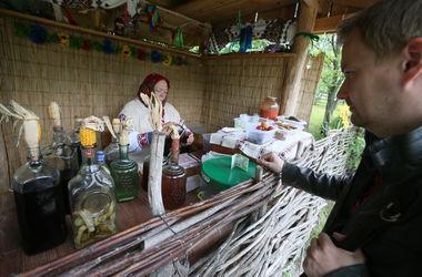 Типичный украинец: дама 40 лет родом из села