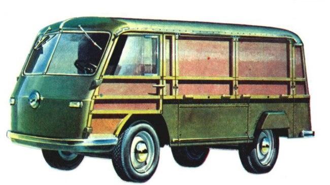 ТОП-10 украинских концепт-каров и мелкосерийных авто (фото)