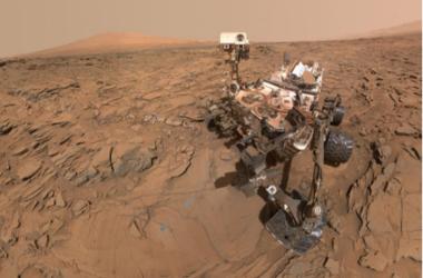 Ученые нашли на Марсе новый важный минерал