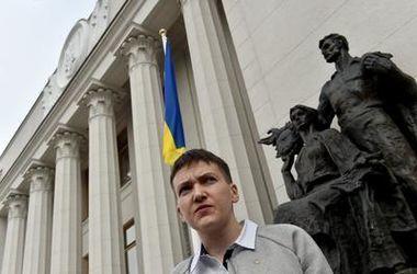 Украина может жить без президента – Савченко
