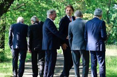 В Берлине началась встреча глав МИД стран-основательниц ЕС