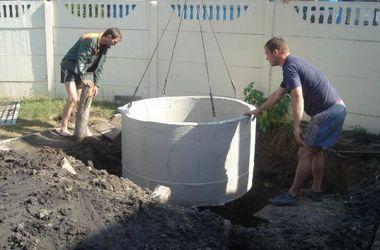 В Черкассах в выгребной яме из-за отравления газом погибли три человека