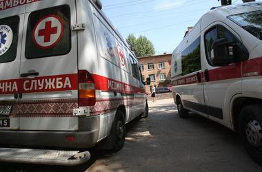 В Ивано-Франковской области водитель сбил пятерых детей