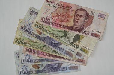 В Мексике началась девальвация из-за Brexit