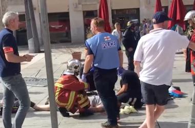 В метро Марселя в драке погиб английский болельщик – СМИ