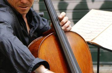В Москве уличного музыканта за игру виолончели обвинили в проведении митинга