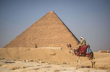 В пирамиде Хеопса ученые нашли скрытый изъян