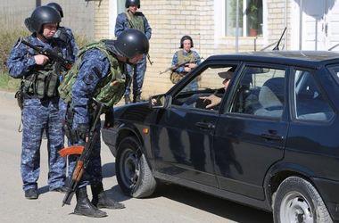 В России боевики сожгли школу
