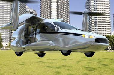 В США начинают испытывать новый летающий автомобиль