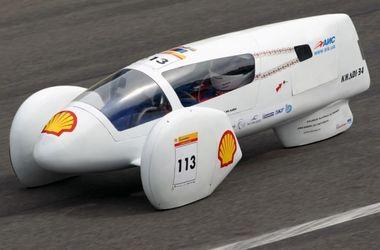 В Украине представили уникальный автомобиль, способный проехать до 600 км на 1 литре бензина