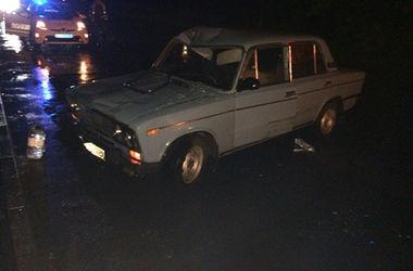 В Винницкой области водитель сбил 4 человек и сбежал
