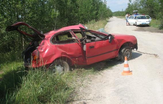 В Житомирской области разбился поляк, ехавший на свадьбу друга