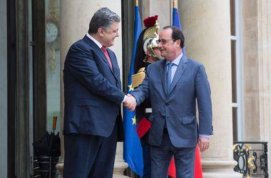 Встреча Порошенко с Олландом очень важна для активных контактов в