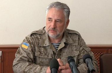 Жебривский рассказал, как освободить Донбасс