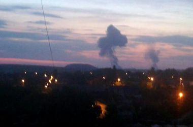 Жители Донецка: В районе цирка просто ад,